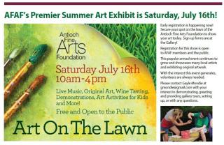 Art on the Lawn
