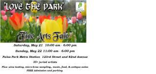 Palos Park Fine Arts Fair
