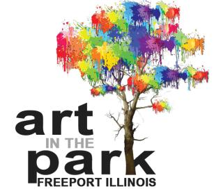 Art in the Park, Freeport_logo