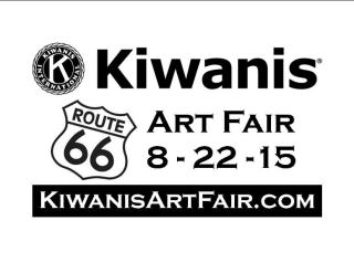 Route 66 Kiwanis Art Fair