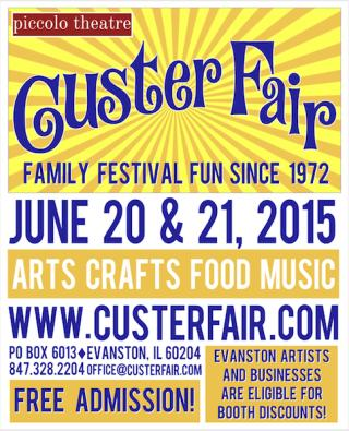 Custer Fair 2015 June 20 & 21