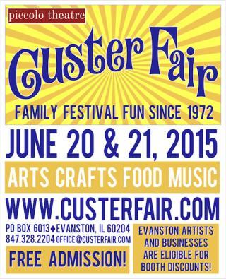 Custer Fair 2015 June 20 & 21