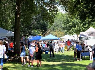 Artisan Market at Hornbaker Gardens