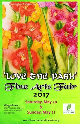 """""""Love the Park' Fine Arts Fair"""