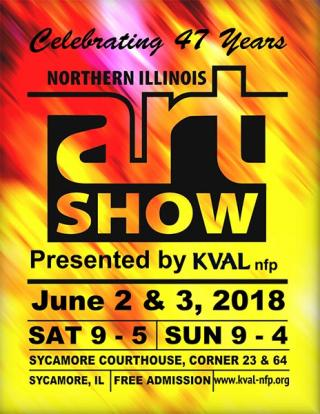 Northern Illinois Art Show