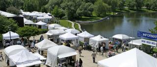 Prairie Arts Festival grounds