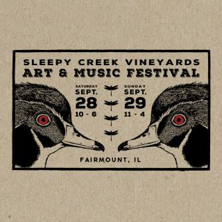 Sleepy Creek Vineyards Art and Music Festival September 28 and 29 2019