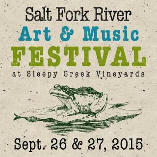 Salt Fork River Art & Music Festival